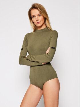 Guess Guess Body Eva W1RP36 K68D2 Verde Slim Fit