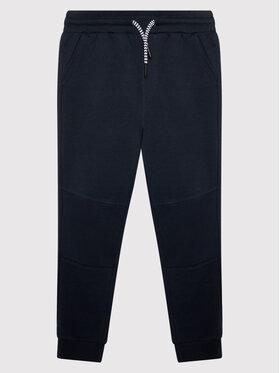 Coccodrillo Coccodrillo Pantaloni da tuta ZC1120103UNS Blu scuro Regular Fit