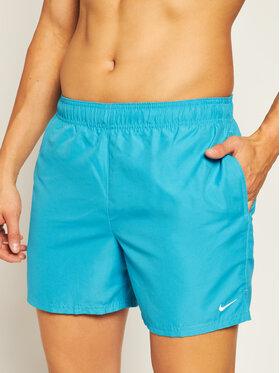 NIKE NIKE Badeshorts Essential NESSA560 Blau Standard Fit