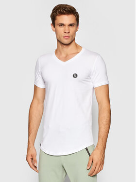 Rage Age Rage Age T-Shirt Claw 2 Λευκό Regular Fit