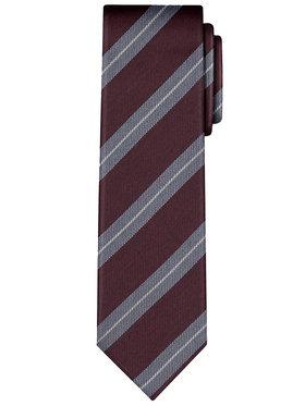 Vistula Vistula Krawatte Packer XY0563 Dunkelrot