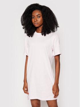 adidas adidas Kasdieninė suknelė Tennis Luxe Tee H56459 Rožinė Relaxed Fit