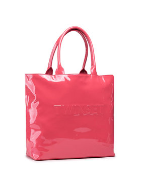 TwinSet TwinSet Sac à main Shopping 211LM7ZQQ Rose