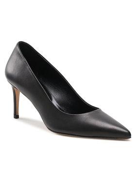 Trussardi Trussardi Обувки на ток 79A00674 Черен