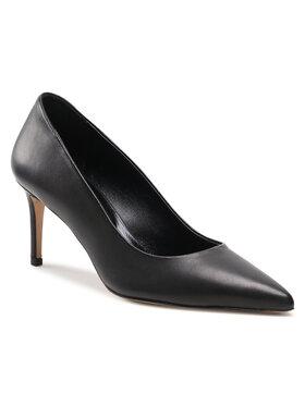 Trussardi Trussardi Pantofi cu toc subțire 79A00674 Negru