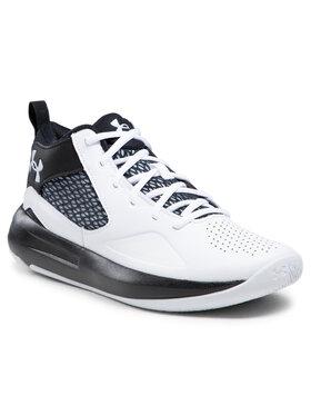 Under Armour Under Armour Chaussures Ua Lockdown 5 3023949-100 Blanc