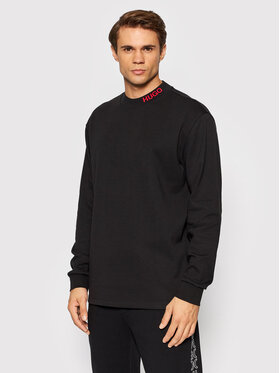 Hugo Hugo Sweatshirt Dorrison 50454104 Noir Regular Fit