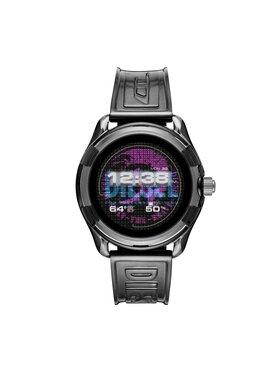 Diesel Diesel Chytré hodinky Fadelite DZT2018 Šedá