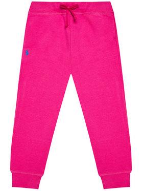 Polo Ralph Lauren Polo Ralph Lauren Spodnie dresowe 312833611001 Różowy Regular Fit