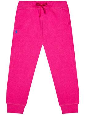 Polo Ralph Lauren Polo Ralph Lauren Teplákové kalhoty 312833611001 Růžová Regular Fit