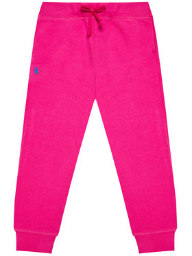 Polo Ralph Lauren Polo Ralph Lauren Teplákové nohavice 312833611001 Ružová Regular Fit