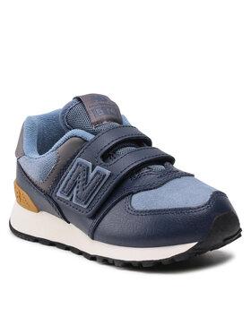 New Balance New Balance Sneakersy PV574LX1 Granatowy