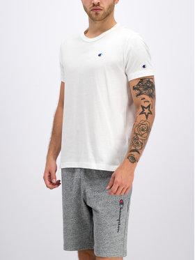 Champion Champion T-Shirt 212974 Biały Regular Fit