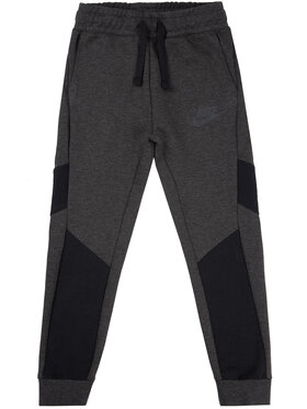 NIKE NIKE Melegítő alsó Sportswear Winterized Tech CD2162 Fekete Slim Fit