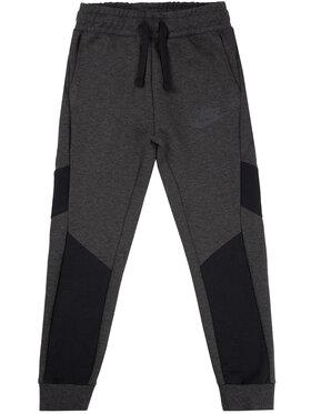 Nike Nike Teplákové kalhoty Sportswear Winterized Tech CD2162 Černá Slim Fit