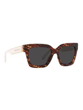 Michael Kors Michael Kors Okulary przeciwsłoneczne Berkshires 0MK2102 366787 Brązowy