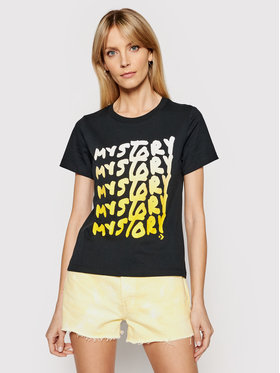 Converse Converse T-Shirt My Story 10022271-A01 Μαύρο Standard Fit