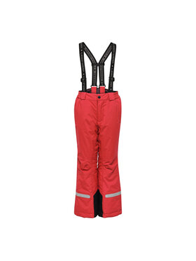 LEGO Wear LEGO Wear Pantalon de ski LWPlaton 709 21433 Rouge Regular Fit