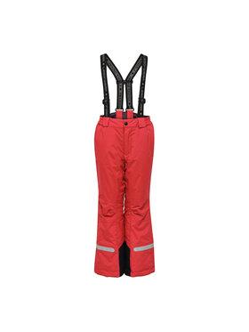LEGO Wear LEGO Wear Spodnie narciarskie LWPlaton 709 21433 Czerwony Regular Fit