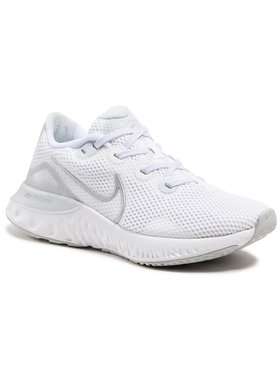 Nike Nike Обувки Renew Run CK6360 003 Бял