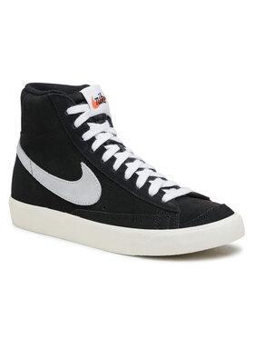Nike Nike Topánky Blazer Mid '77 Suede CW2371 001 Čierna