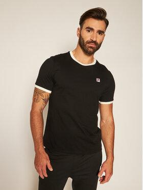 Fila Fila T-Shirt Ward Ringer 687860 Černá Regular Fit
