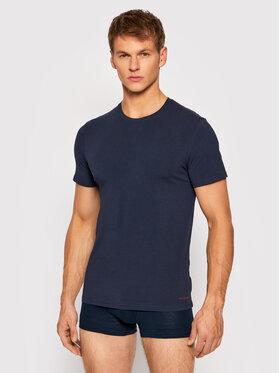 Henderson Henderson Marškinėliai Bosco 18731 Tamsiai mėlyna Regular Fit