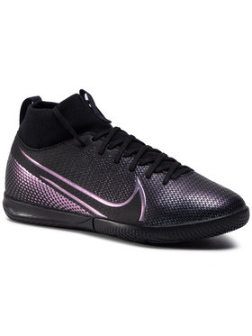 NIKE NIKE Buty Jr Superfly 7 Academy Ic AT8135 010 Czarny