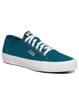 Helly Hansen Helly Hansen Sneakers aus Stoff Fjord Canvas Shoe V2 114-65.497 Blau