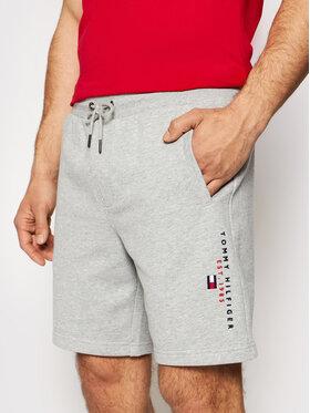 Tommy Hilfiger Tommy Hilfiger Sportske kratke hlače Essential MW0MW17401 Siva Regular Fit