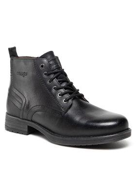Wrangler Wrangler Kozačky Marloon Boot WM12061A Černá