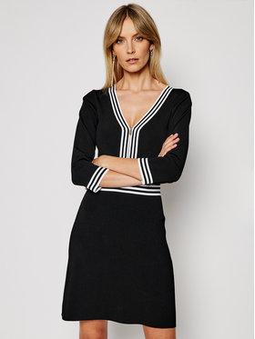 Morgan Morgan Každodenné šaty 211-RMFATA Čierna Regular Fit