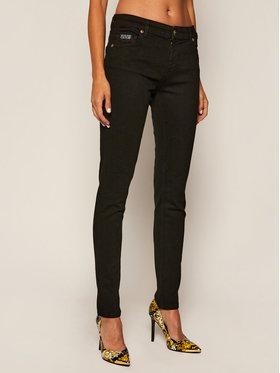 Versace Jeans Couture Versace Jeans Couture Blugi Skinny Fit A1HZA0K4 Negru Skinny Fit
