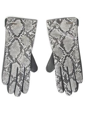 Wittchen Wittchen Dámske rukavice 39-6-914-S Sivá