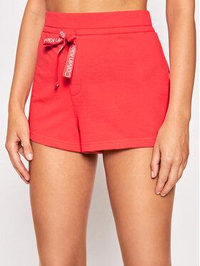 Calvin Klein Underwear Calvin Klein Underwear Szorty piżamowe 000QS6704E Różowy