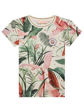 Femi Stories Femi Stories T-Shirt Muun Kolorowy Regular Fit