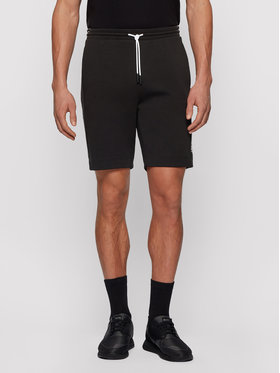 Boss Boss Sportske kratke hlače Headlo 1 50447035 Crna Regular Fit
