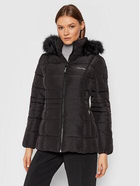Calvin Klein Calvin Klein Vatovaná bunda Essential K20K203129 Černá Regular Fit