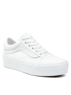 Vans Vans Tenisówki Old Skool Platfor VN0A3B3UW001 Biały