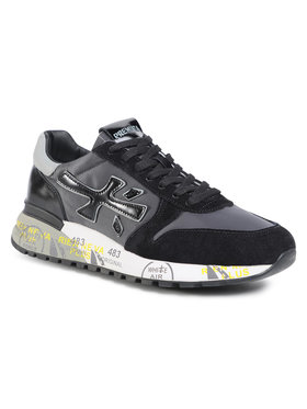 Premiata Premiata Sneakersy Mick 5017 Czarny