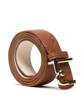 Liu Jo Liu Jo Dámský pásek Esc Cintura 3.5 C AF1223 E0538 Hnědá