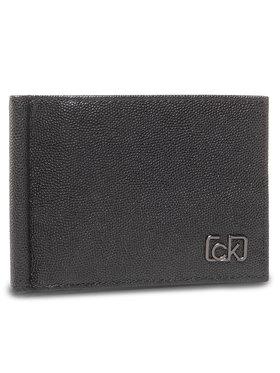 Calvin Klein Calvin Klein Kreditkartenetui Bifold 6Cc W/Money Clip K50K505965 Schwarz