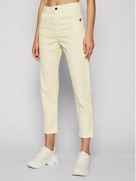 Patrizia Pepe Patrizia Pepe Jeans 8J0791/A8E3-Y394 Giallo Regular Fit