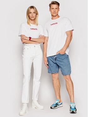 Levi's® Levi's® T-Shirt A2083-0003 Bílá Regular Fit