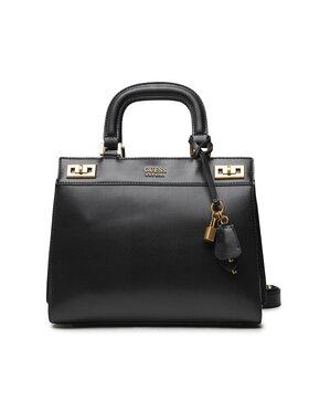 Guess Guess Дамска чанта Katey HWVB78 70280 Черен