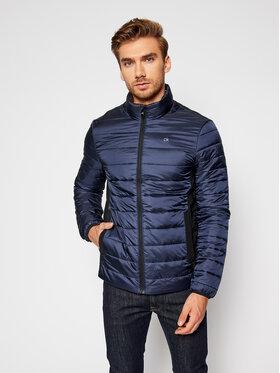 Calvin Klein Calvin Klein Doudoune Light Weight Side Logo K10K105601 Bleu marine Regular Fit
