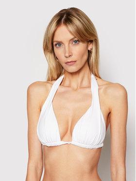Lauren Ralph Lauren Lauren Ralph Lauren Bikini partea de sus LR7DB87E Alb