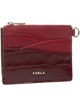 Furla Furla Puzdro na kreditné karty Armonia WP00027-A.0391-CGQ00-1-007-20-CN-P Bordová