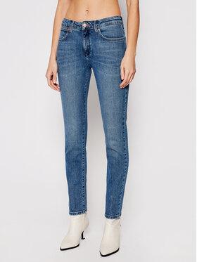 Wrangler Wrangler Jeans W28LJX28Z Blu Slim Fit