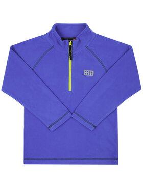 LEGO Wear LEGO Wear Bluza Polarowa LWSiam 702 21546 Niebieski Regular Fit